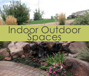 Indoor Outdoor Landscape Spaces
