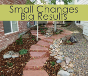 Small Landscape Changes and Big Results